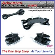 Subaru STi Uprated Group N Engine 5 Speed Gearbox Mount Kit